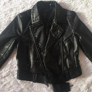 BLANK NYC Faux Leather Jacket NWOT